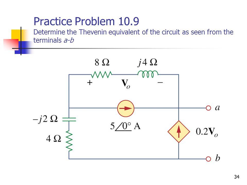 thevenin practice