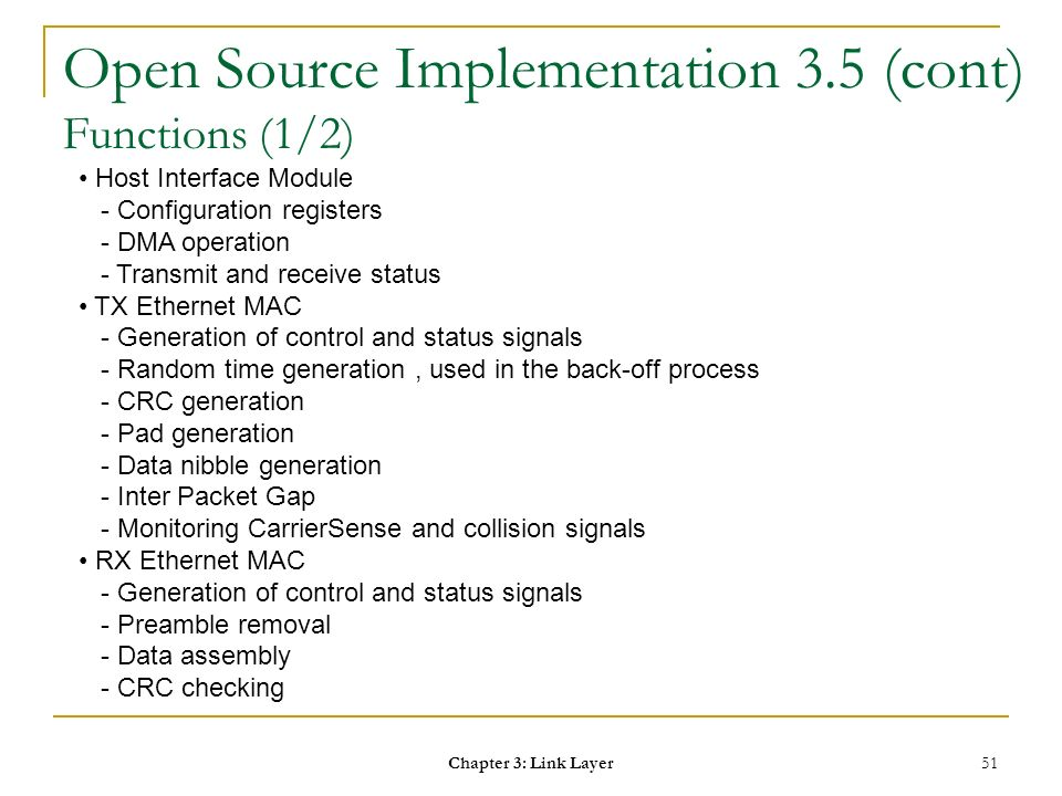 Computer Networks An Open Source Approach - ppt download