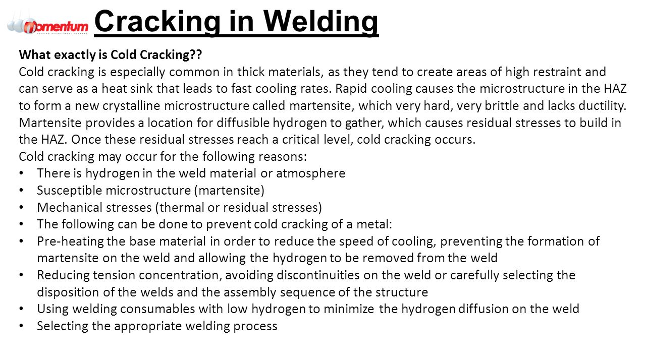 Cold welding: types and features 57