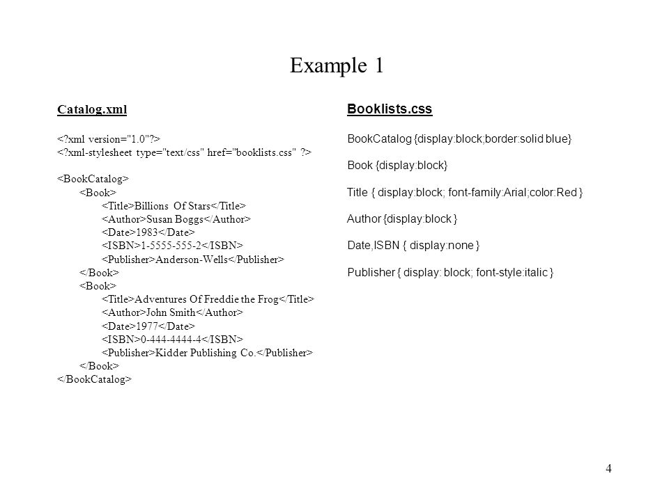 XSLT Design Patterns  - ppt download
