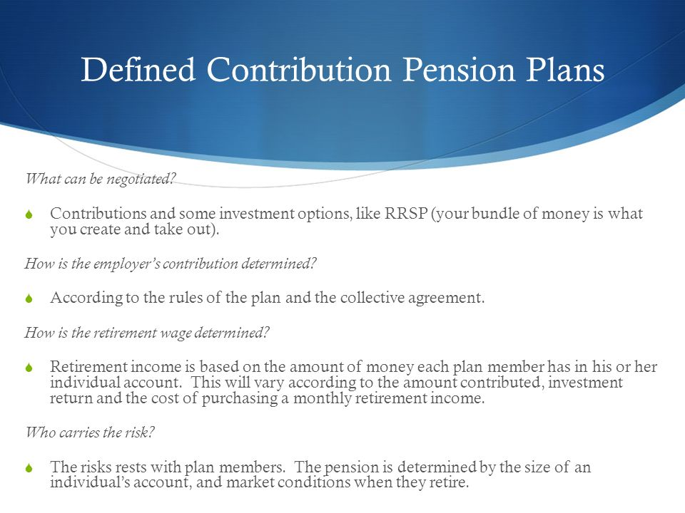 Introduction To Pensions Ppt Video Online Download