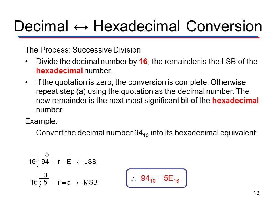 Octal & Hexadecimal Number Systems - ppt video online download