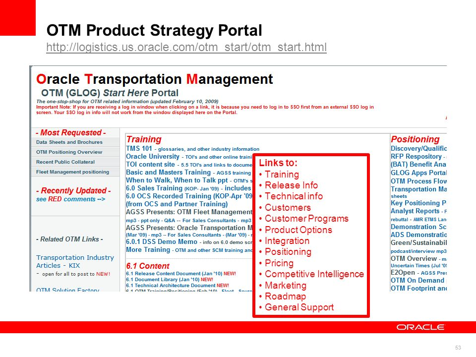 Oracle Value Chain Execution Sales Training - ppt download