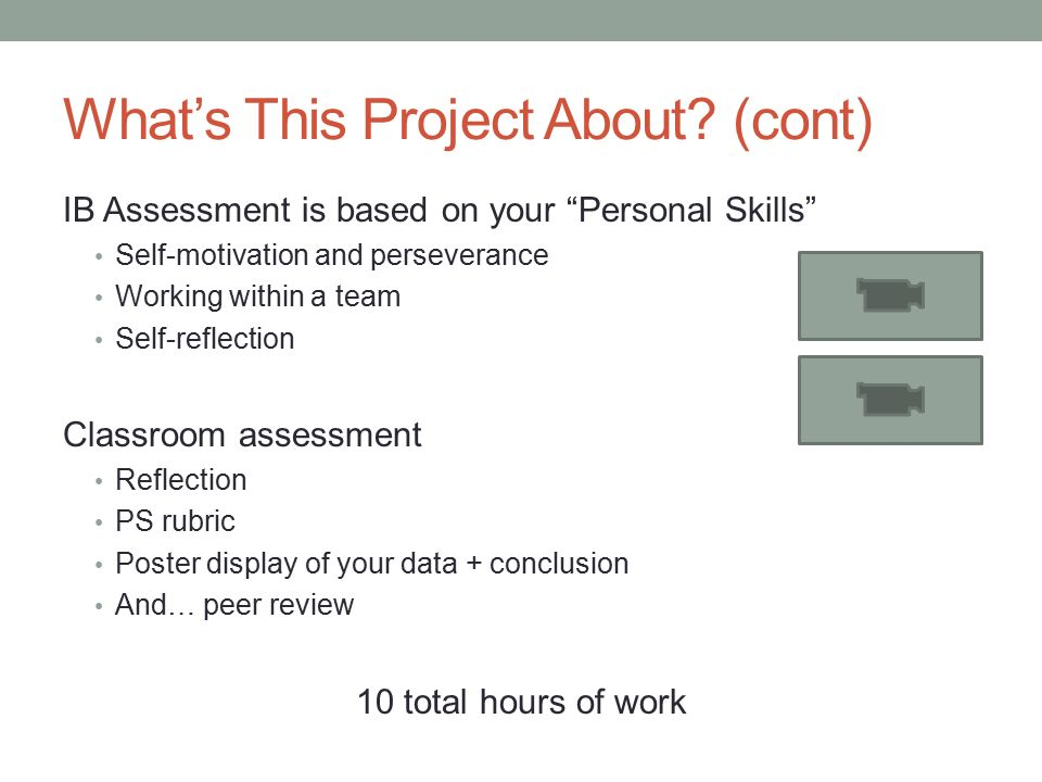 Ppt ib group 4 project powerpoint presentation id:356832.