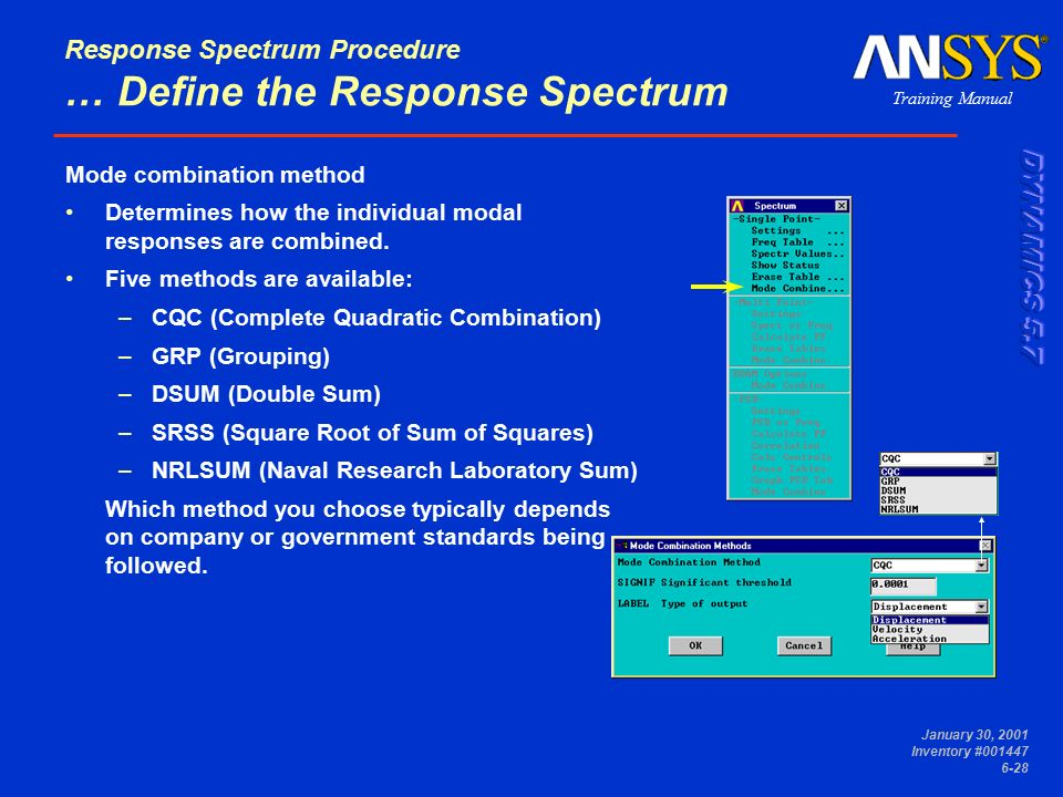 Module 6 Spectrum Analysis  - ppt download