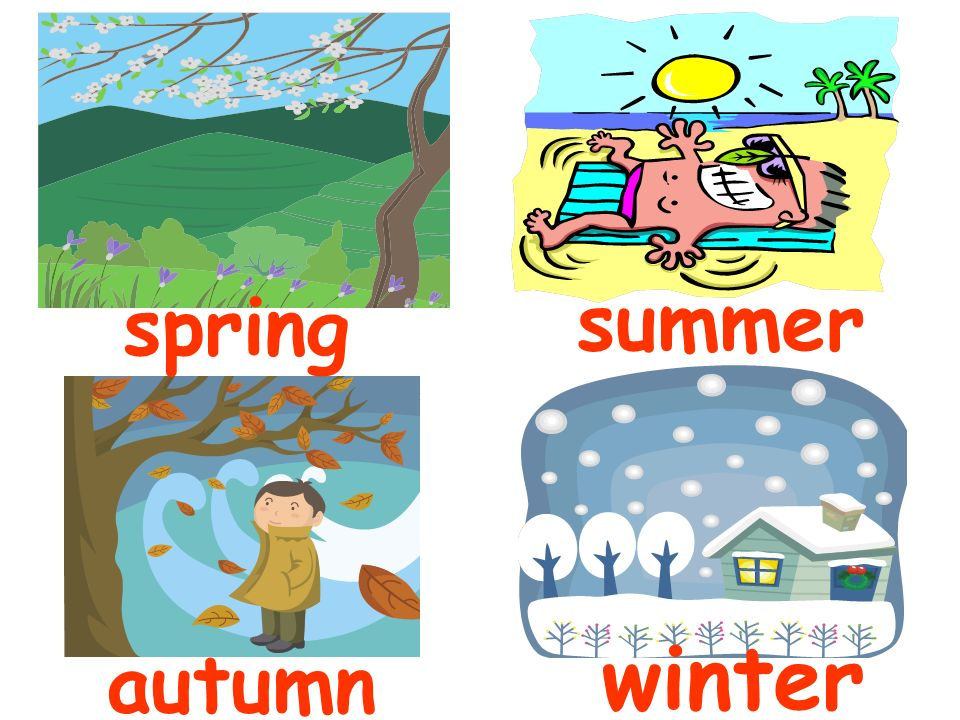 Seasons. - ppt video online download