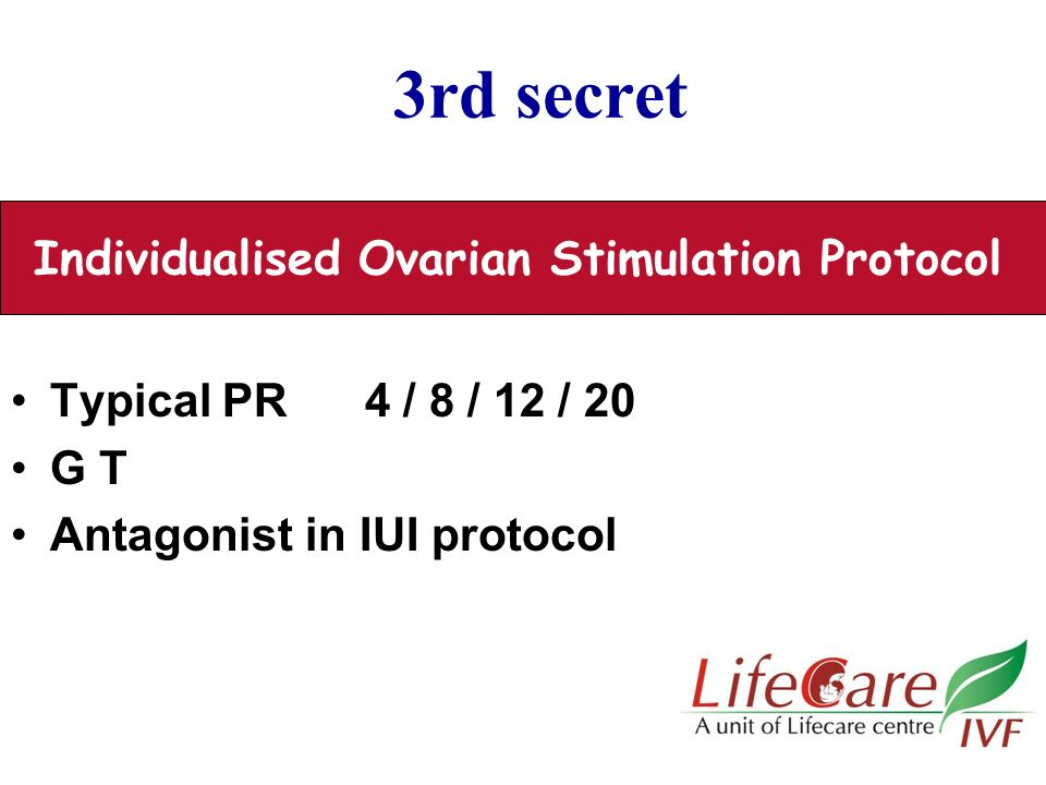 10 secrets of success of IUI - ppt video online download