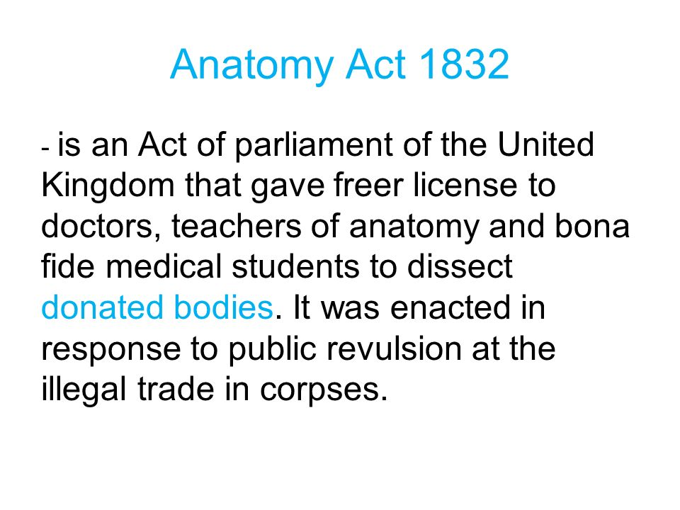A Brief History of the Study of Human Anatomy - ppt video online ...
