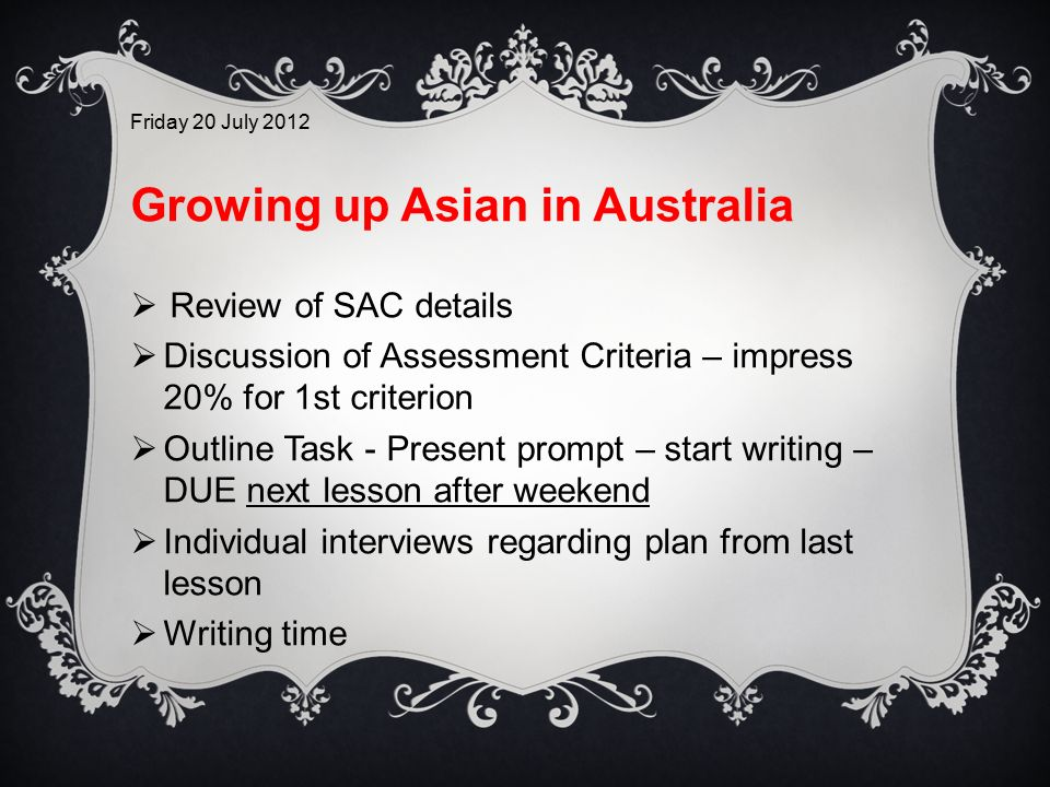 Growing Up Asian In Australia Essay  Model Essay English also Term Papers And Essays  Essays On Business Ethics