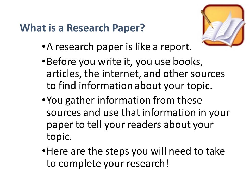 internet topics for research papers