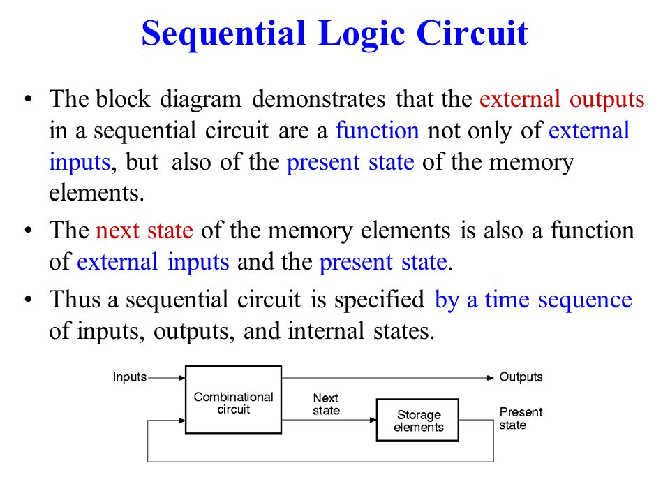 sequential logic circuits ppt video online download rh slideplayer com Tutorial Flip Flop Circuit Sequential Logic Circuits with Relays