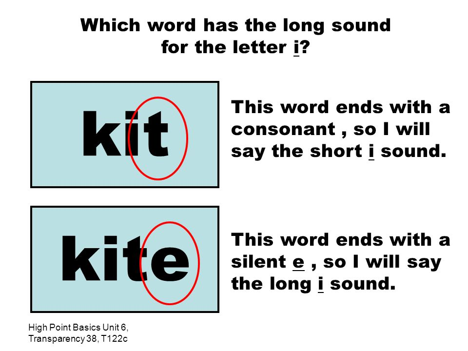 Words With Short And Long Vowels Ppt Video Online Download
