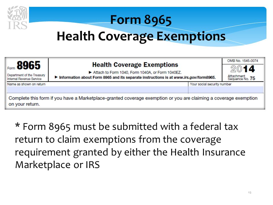 Reporting Health Insurance Coverage For Individuals And Families