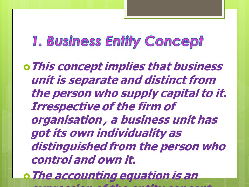Principles Of Financial Accounting - ppt download