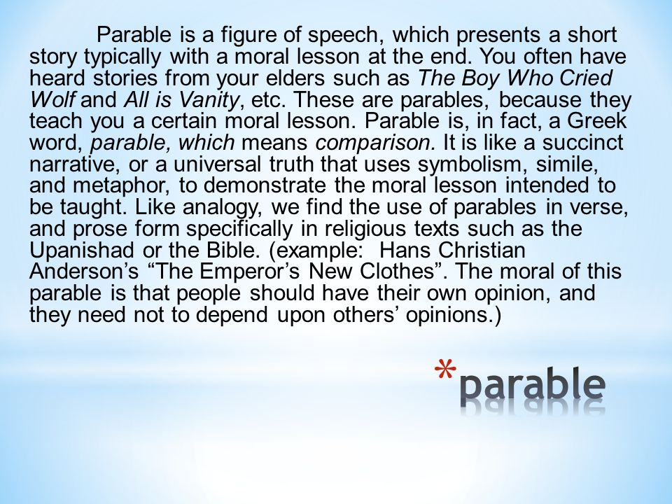 P-s parable synesthesia ppt video online download.