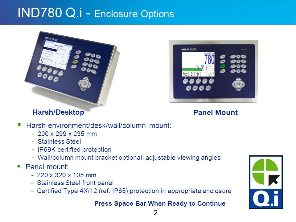 Hardware Introduction – Standard vs Q i - ppt video online