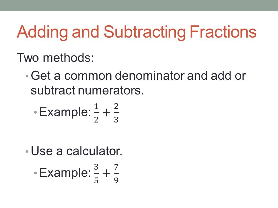 0 4 adding and subtracting rational numbers ppt download