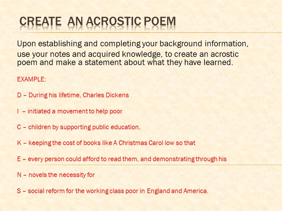 how to create a citation for a poem