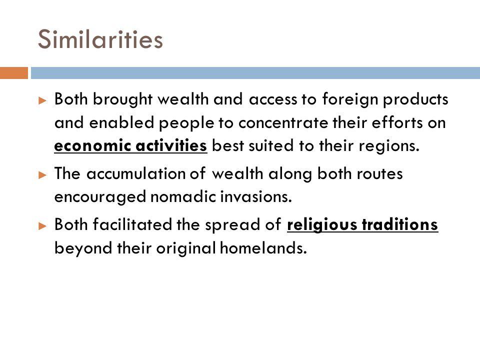 importance of trans saharan trade