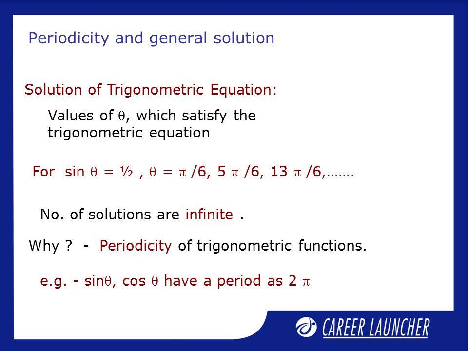 general solution of trigonometric equations pdf