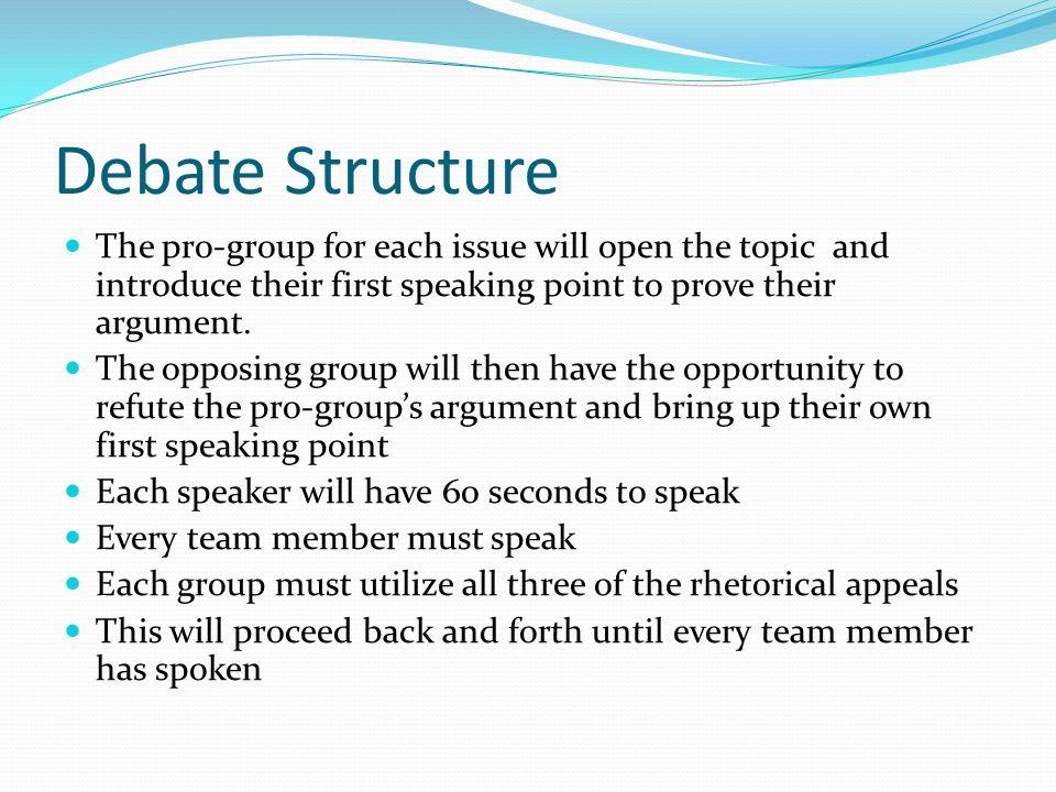 Unit 2 research proposal tentative schedule updated ppt video 5 debate structure maxwellsz