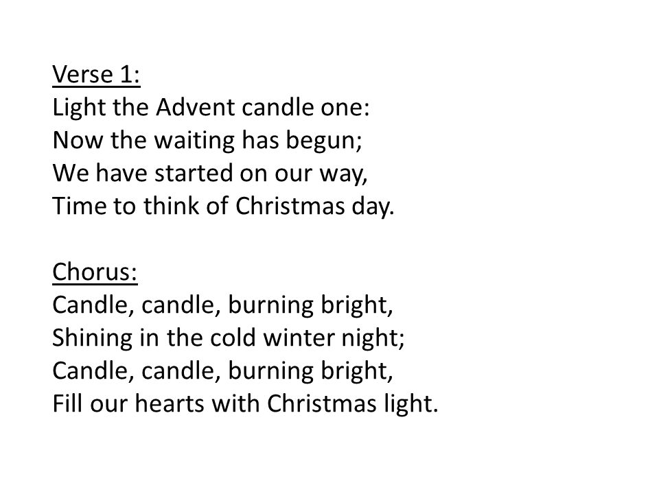 5 verse - Christmas In Our Hearts Lyrics