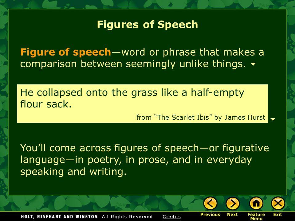 Figures Of Speech Figures Of Speech Simile Metaphor Personification