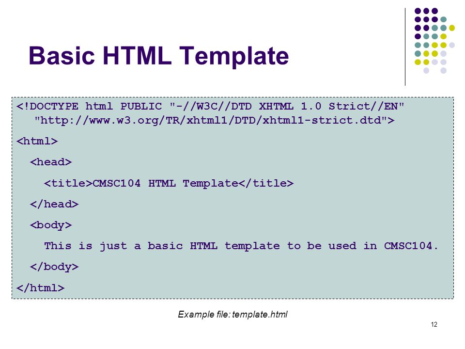 Introduction to Web & HTML - ppt video online download