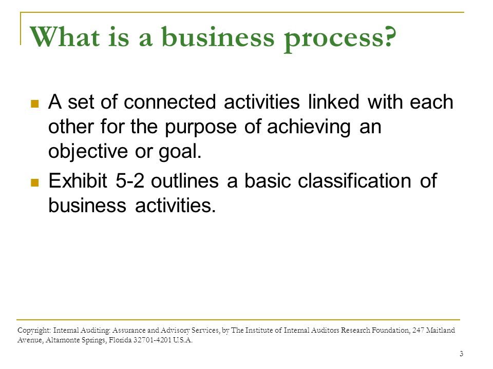 Business processes and risks ppt download 3 what fandeluxe Image collections
