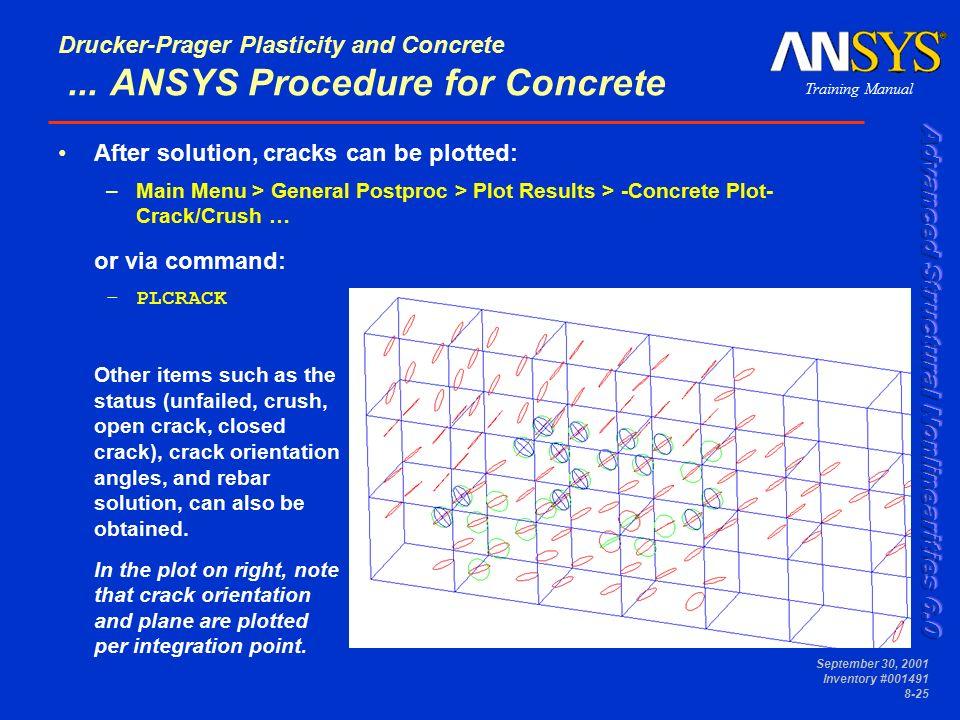 Drucker-Prager & Concrete - ppt video online download