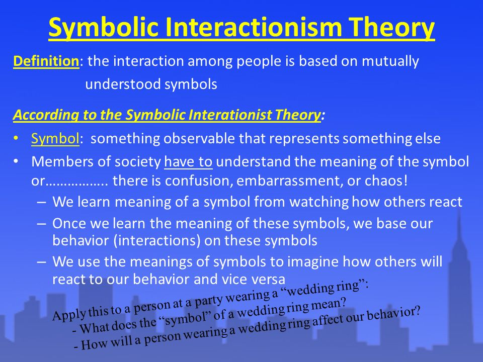 What Is Symbolic Theory Choice Image Meaning Of Text Symbols