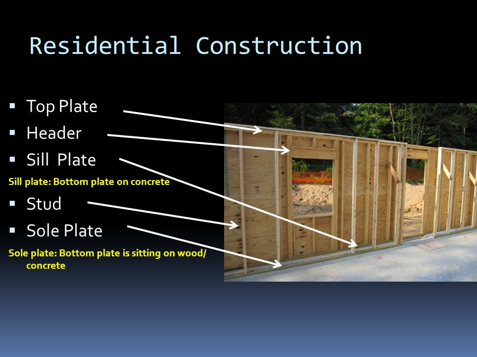 Residential Construction - ppt video online download