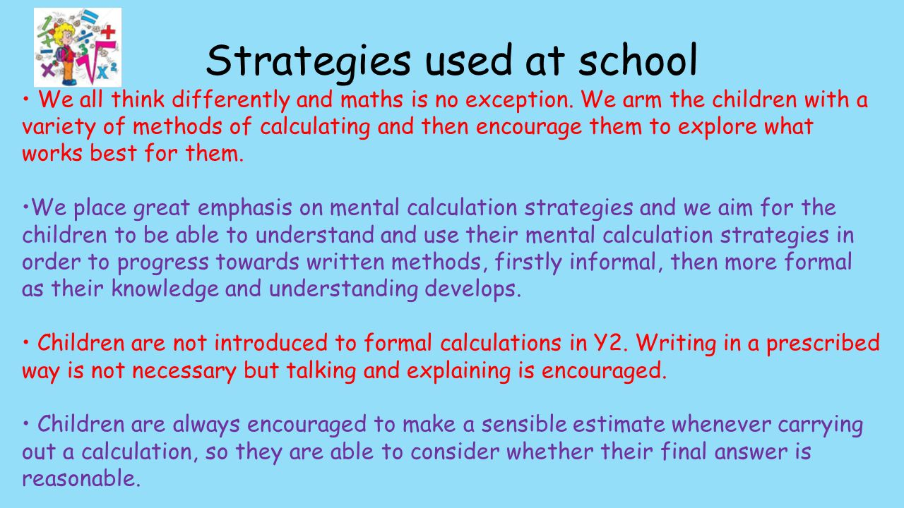 Welcome to KS1 Maths Workshop - ppt download
