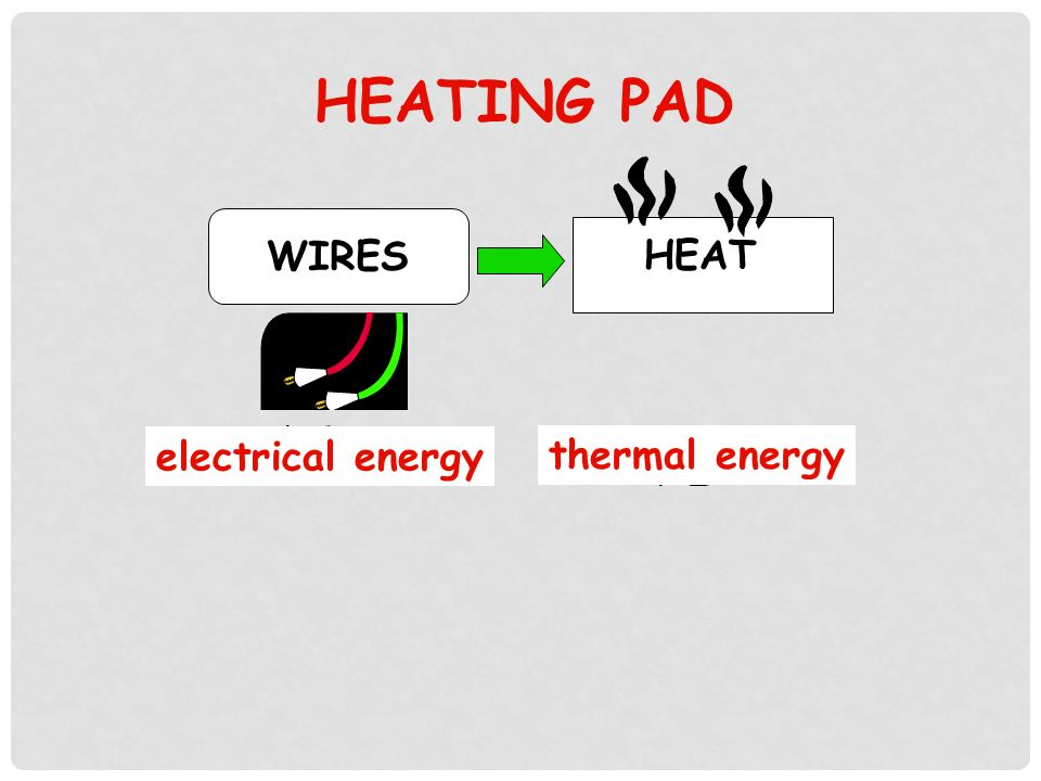 17 heating pad wires