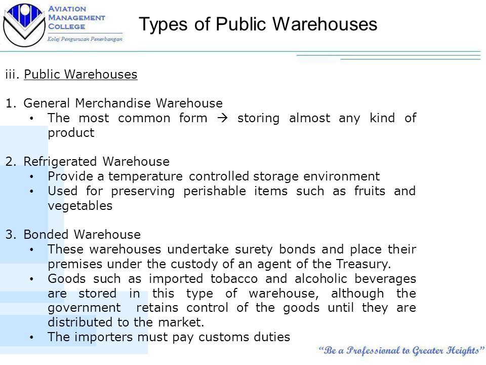 LOGISTIC & WAREHOUSING - ppt video online download