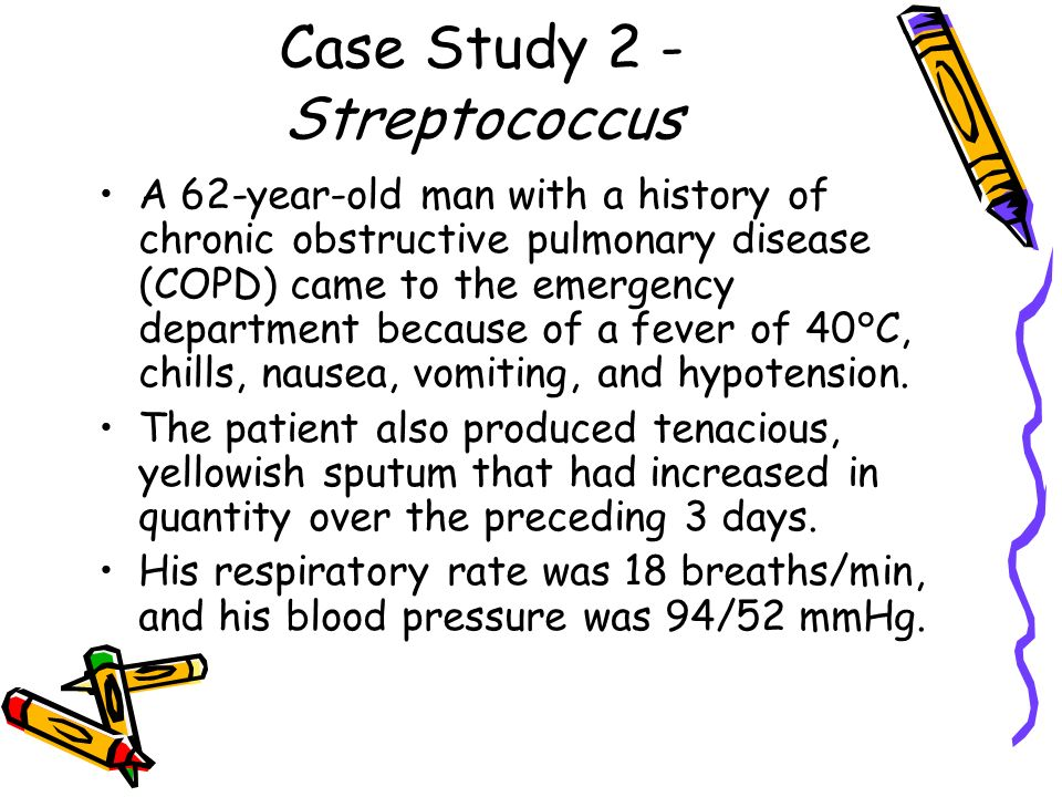 history of streptococcus