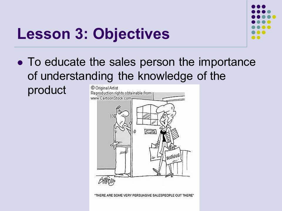 why product knowledge is important in sales
