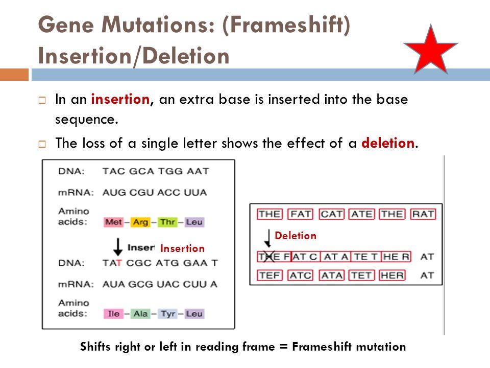 Exelent Frame Shift Mutations Image - Custom Picture Frame Ideas ...