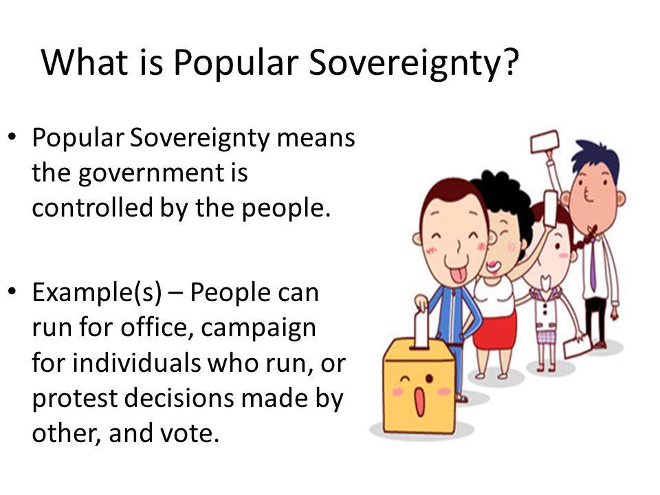 sovereignty example
