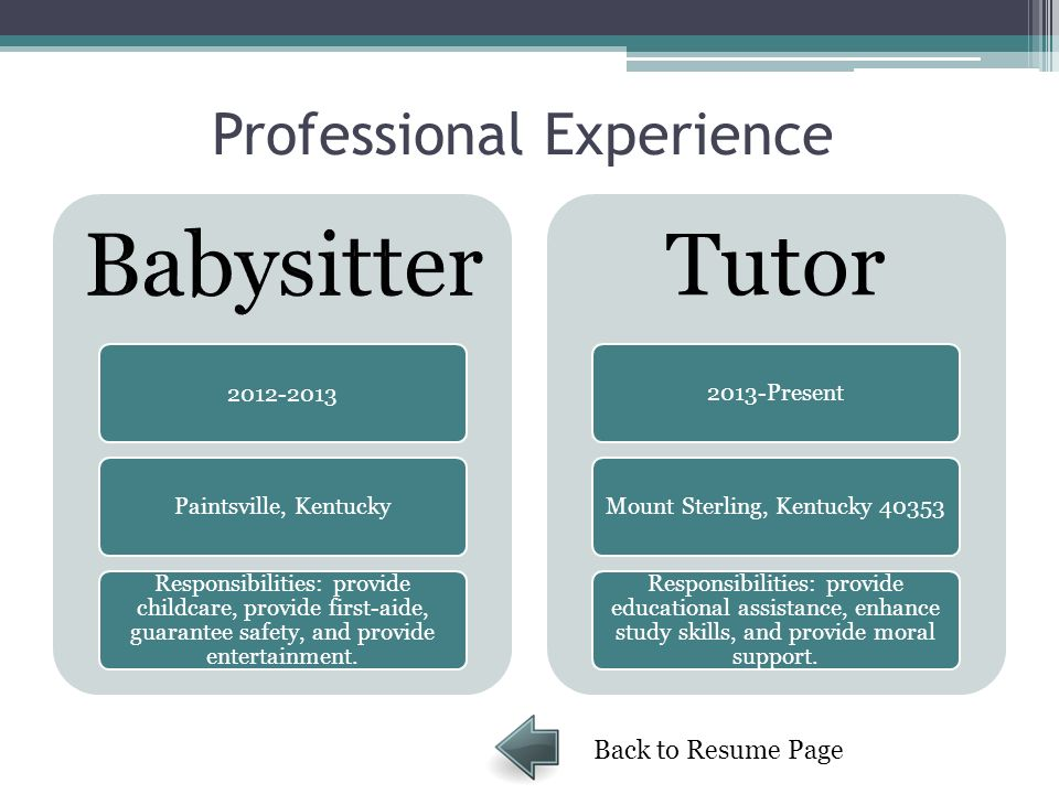 Electronic Career Portfolio - ppt video online download