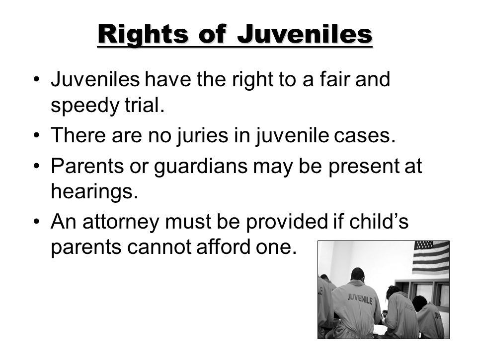 which state supreme court ruled that juveniles have the constitutional right to a trial by jury?