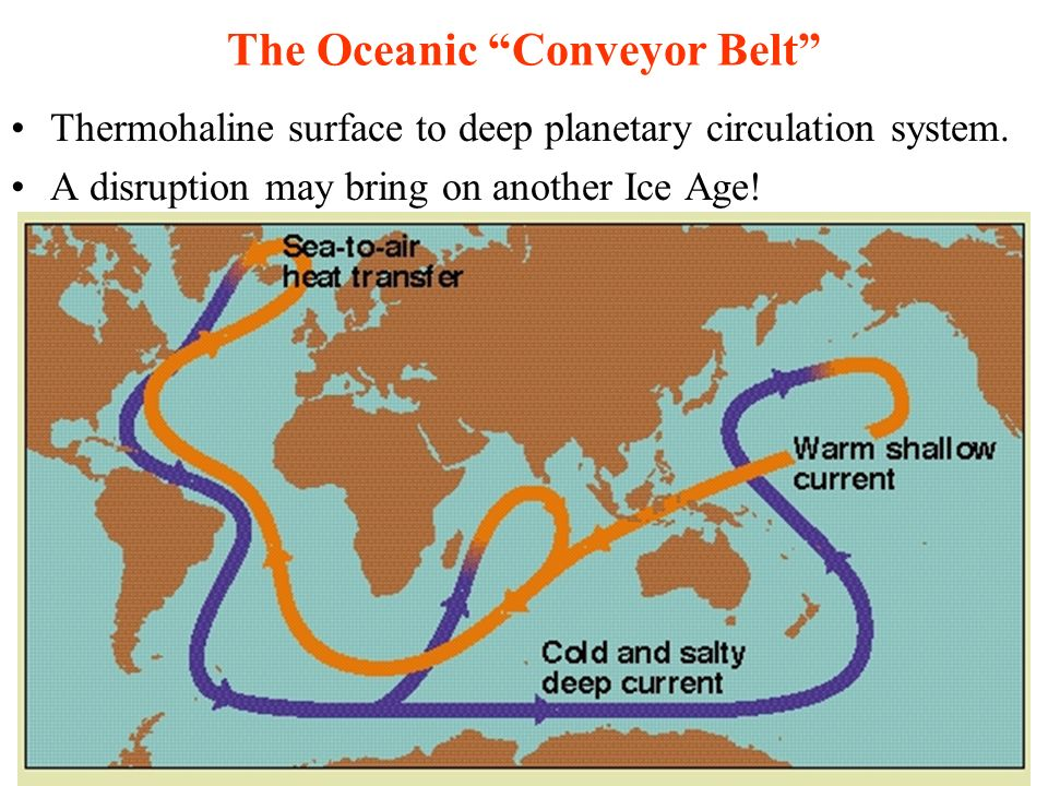 ocean conveyor belt video
