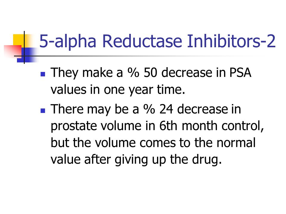 5 Alpha Reductase Inhibitors 2