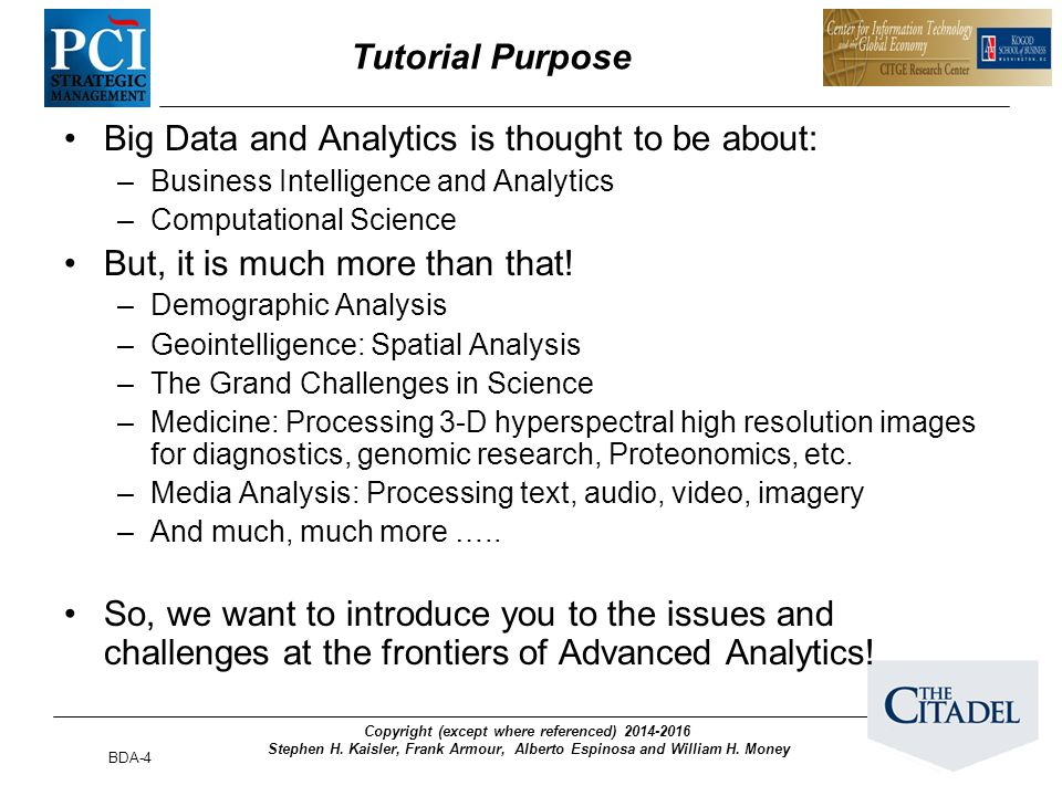 Big Data And Analytics Challenges and Issues - ppt download