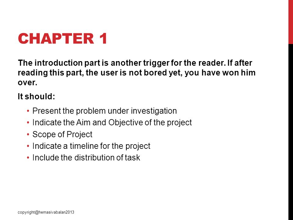 final year project guidelines 2 final report: a formal final report is required from each project student the guidelines for writing the final report are in appendix a each student is required to submit two ring.