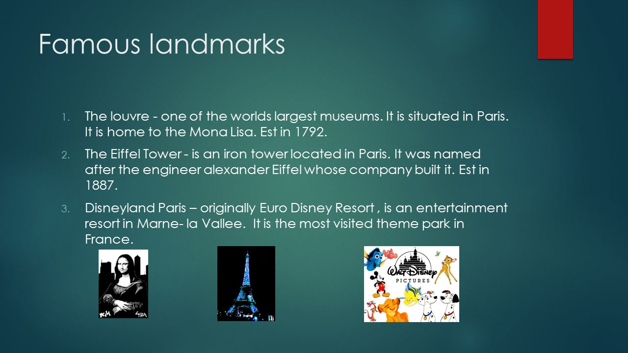 France powerpoint templates.