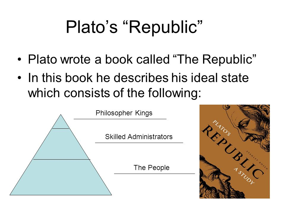 aristocracy in platos the republic and to In his republic, plato examines how democracy can lead to tyranny in a republic we explain plato's theory as it pertains to democracy and tyranny with that in mind, and to a point already made above, another main idea is that the decent into tyranny can only be avoided a few ways.