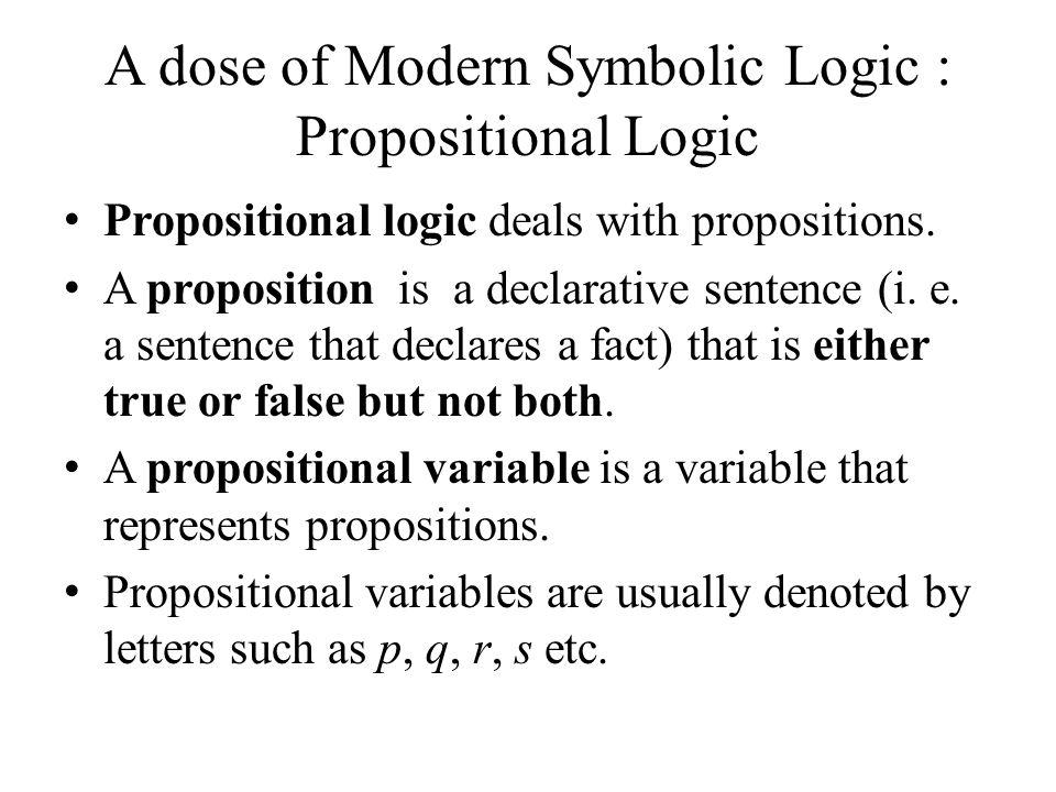 The Game Of Logic By Habib Bin Muzaffar Ppt Download