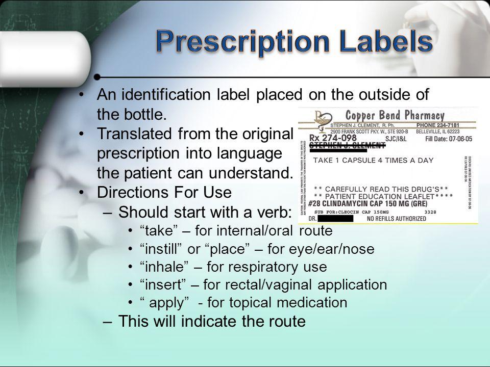 Prescriptions Ppt Video Online Download