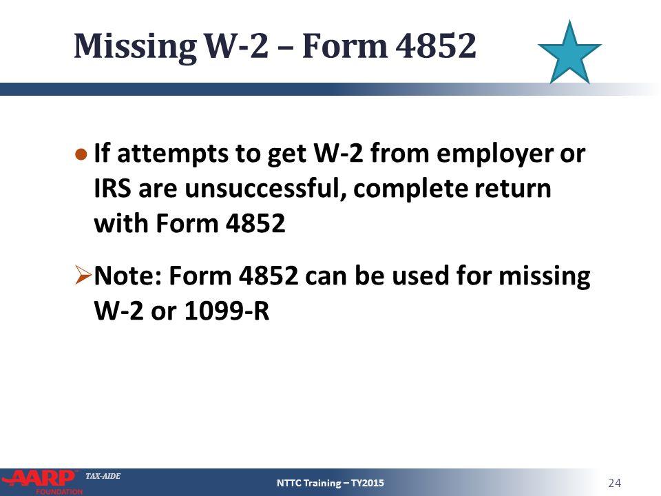 Wages Form 1040 Line 7 Pub 4012 Pages D 5 To D 7 Pub 4491 Part